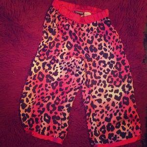 Joe Boxer cropped pajama pants
